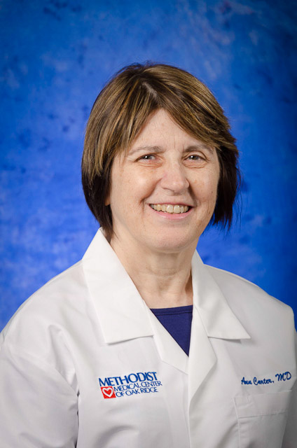 Ann Carter, MD