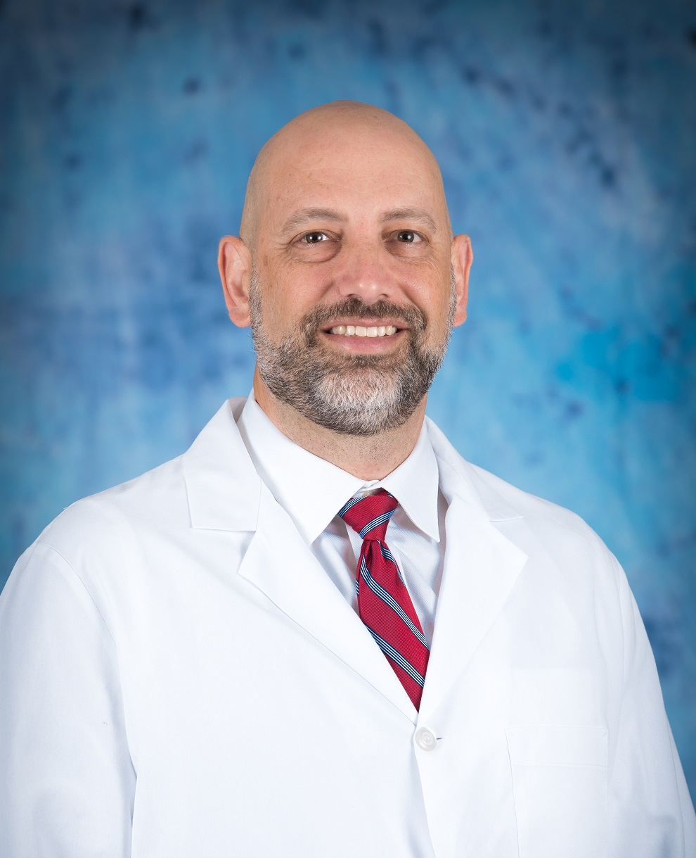 Daniel Cordas, MD of Smoky Mountain Orthopedics