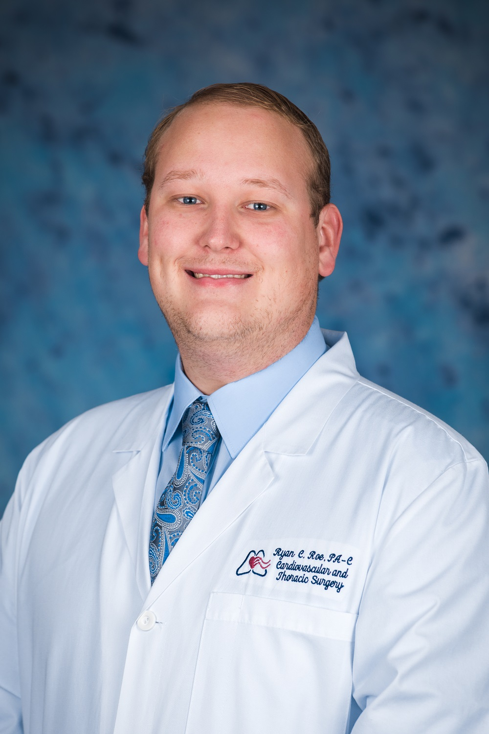 Ryan Roe, PA-C of East Tennessee Cardiovascular Surgery Group