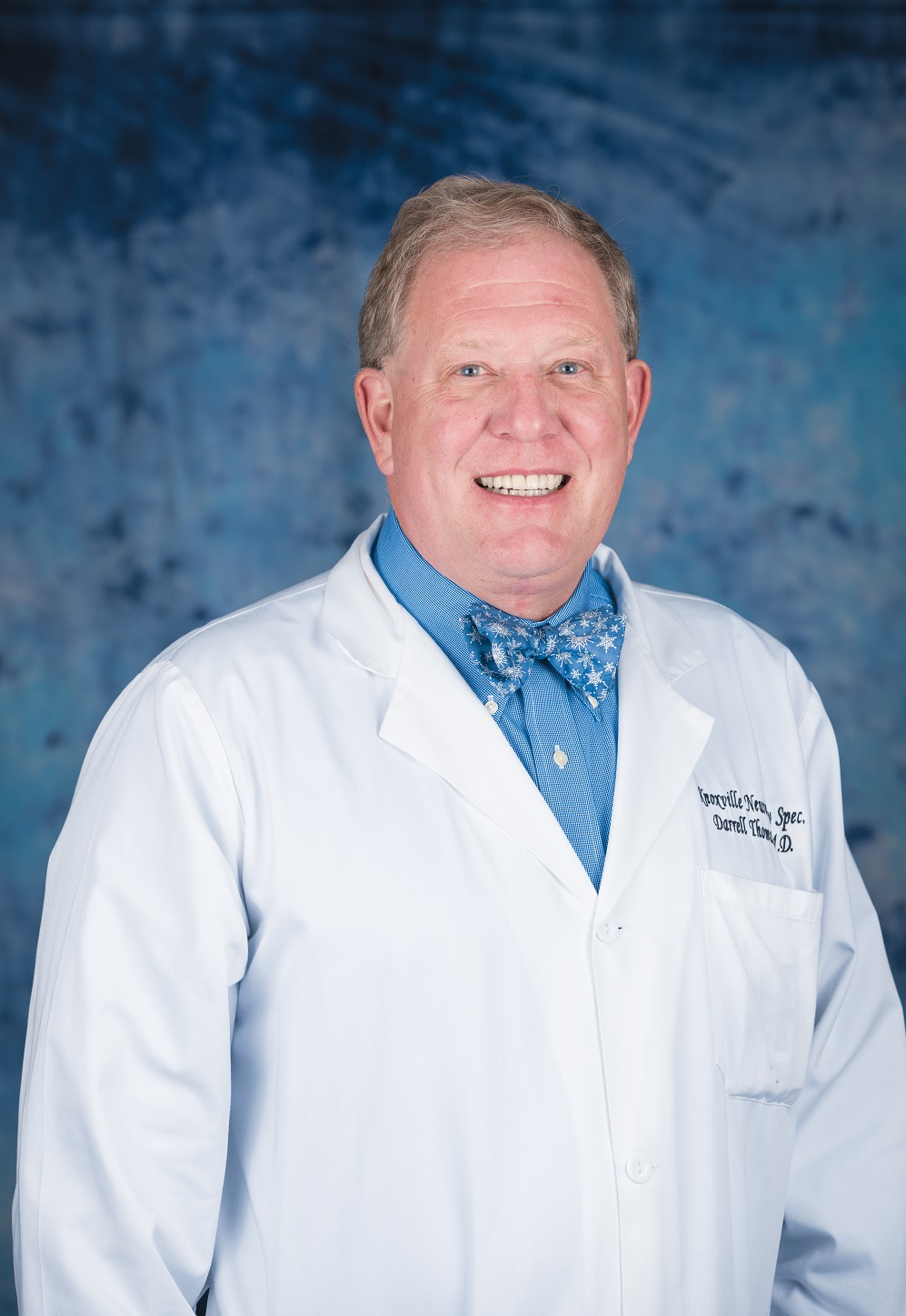 Darrell Thomas, MD of Knoxville Neurology Specialists
