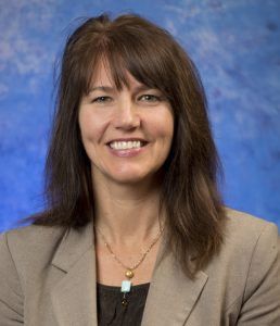 Julie Utterback, Vice President of Financial Services